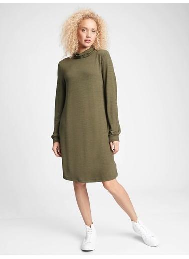 Gap Elbise Yeşil